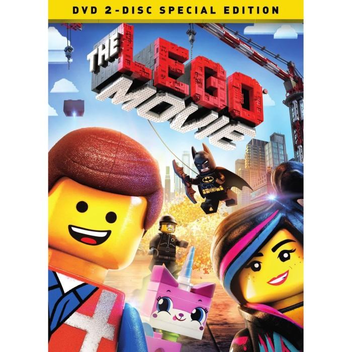 Jual Dvd Film Animasi The Lego Movie 2014 4 Kab Bandung Gunadi S Tokopedia