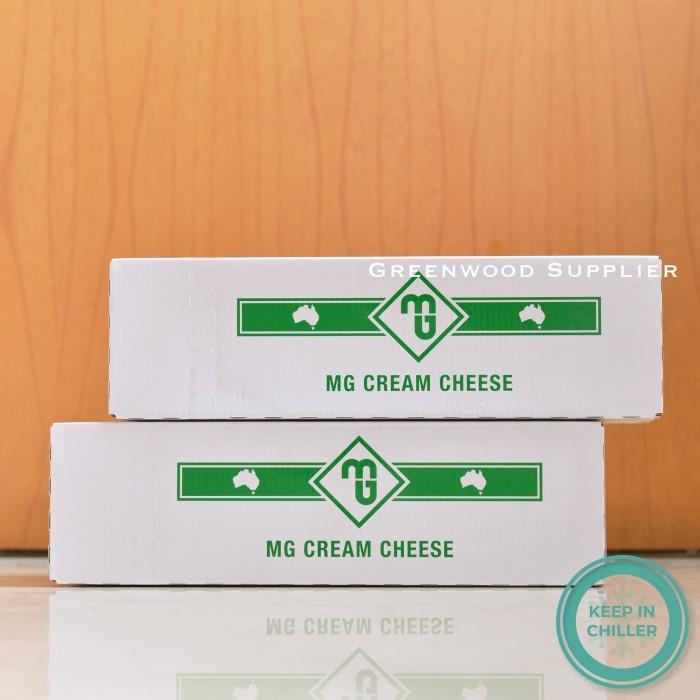 Foto Produk Cream Cheese / Krim keju Murray Goulburn 2kg (Australia - High Quality dari Greeenwood Supplier