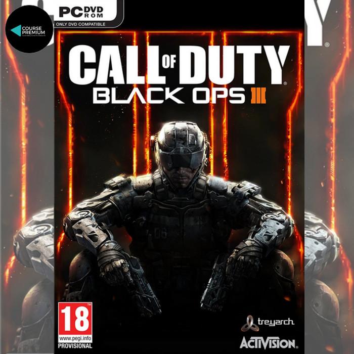 Jual Game Pc Call Of Duty Cod Black Ops Iii 3 Original Jakarta Selatan Course Premium Murah Tokopedia