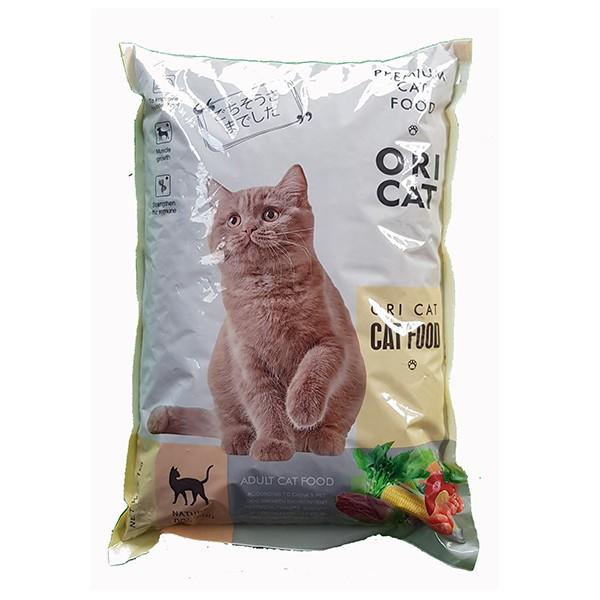 Foto Produk ori cat 1 kg cat kibble kotak benang putih REPACK dari F.J. Pet Shop