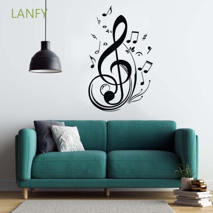 Jual Lanfy Room Bedroom Office Wall Decoration Home Decor Stickers Kab Bogor Oveliashop Tokopedia