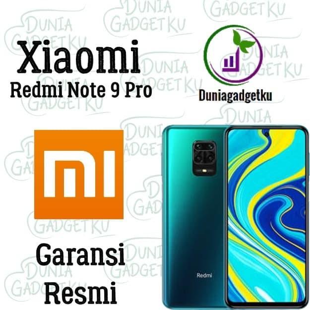 Foto Produk Xiaomi Redmi Note 9 Pro 6/64 & 8/128 GB Garansi Resmi - 6GB 64GB, WHITE dari duniagadgetku