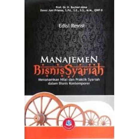 Jual Manajemen Bisnis Syariah Revisi Kota Bandung Buku Asli Kw Tokopedia