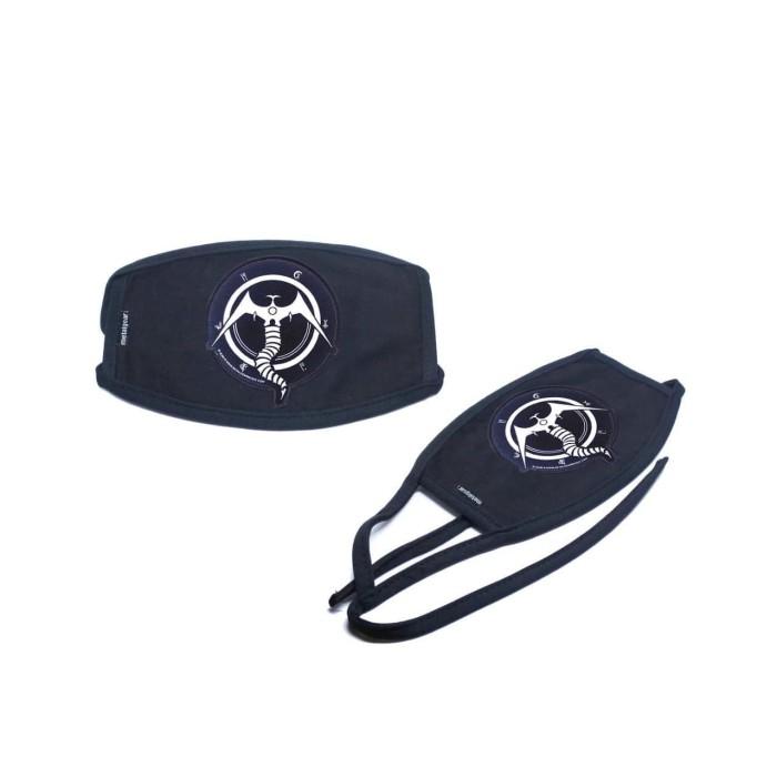 Jual Masker Metalgear Logo Kab Magelang Tycusgoth Store Tokopedia