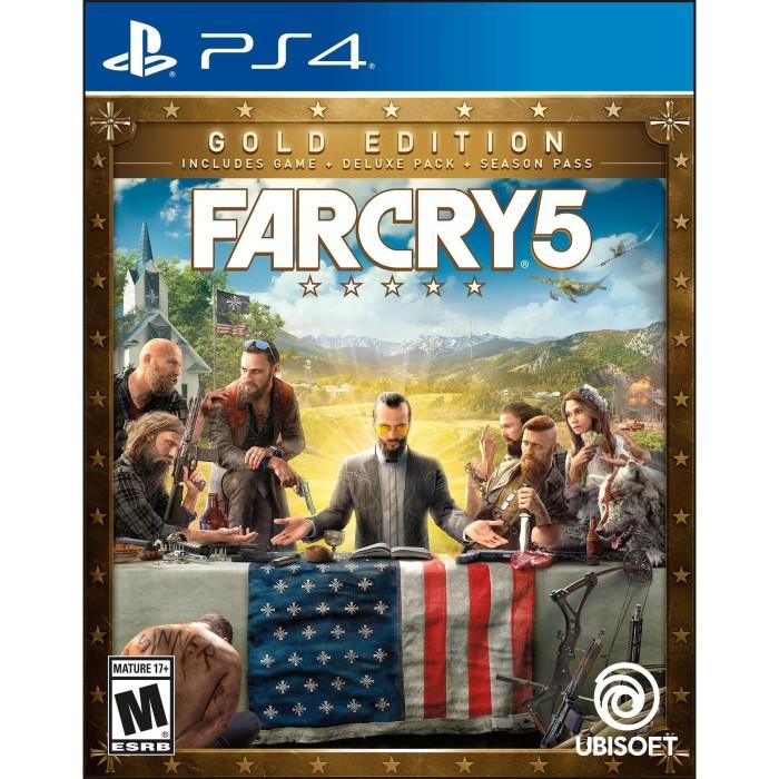 Jual 2 Games Far Cry 5 Gold Edition Far Cry 3 Ps4 Game Digital Kota Surabaya Gamer 90an Tokopedia