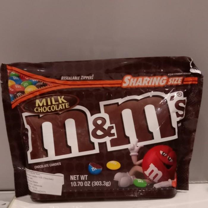 Jual M M Milk Chocolate Sharing Size Jakarta Selatan Zubay Tokopedia