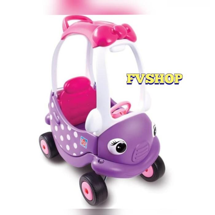 Jual Mainan Mobil Anak Cewek Perempuan Mainan Anak Mobil Mobilan Outdoor Jakarta Utara Fvshop Felina Valen Shop Tokopedia