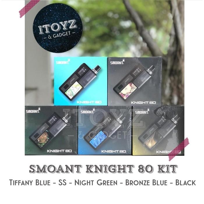 Foto Produk Smoant Knight 80 Kit [AUTHENTIC] dari itoyz & Gadget