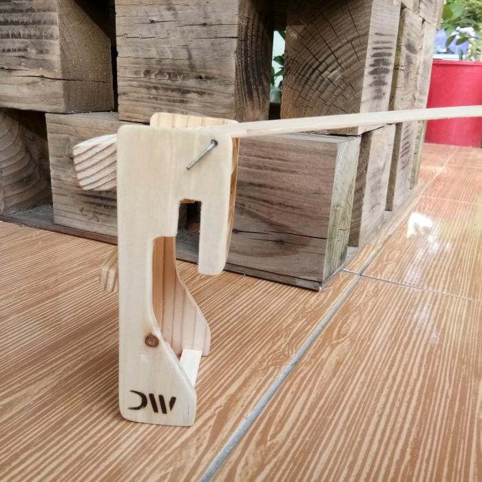 Foto Produk Jebakan Tikus Wallk Plank Anti Bau Jebakan Masal dari Batu Asah Asli Alam