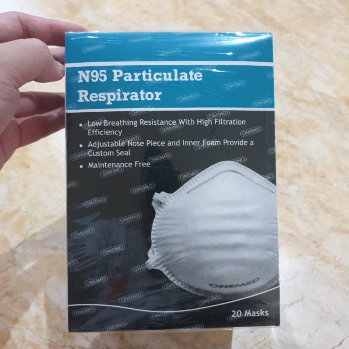 Foto Produk Masker onemed N95 particulate respirator dari TOKO IQOS