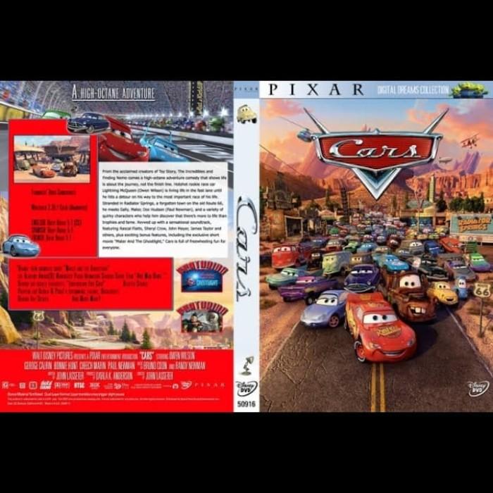 Jual Dvd Film Animasi Cars 2006 Jakarta Barat Passtilaku Store Tokopedia