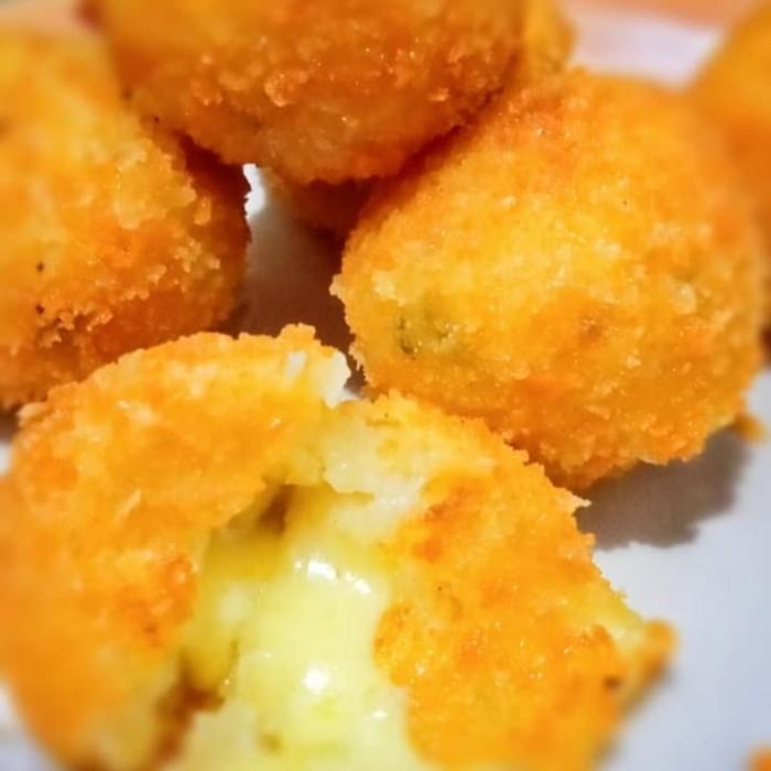 Jual pom pom potato Mozarella - Kota Bandung - Ilya Cookies | Tokopedia