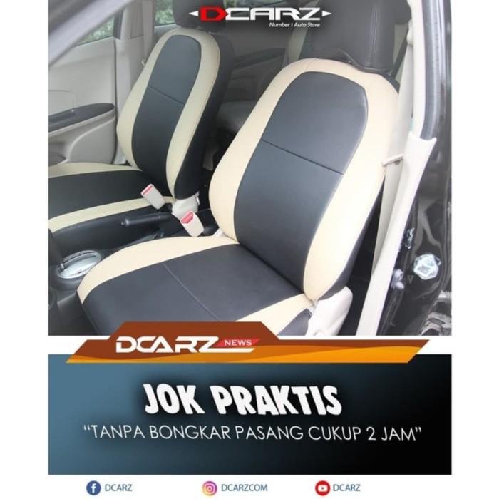 Foto Produk Paket sarung Jok a.n Bpk Hadi Honda Jazz dari RUMAH JOK DCARZ