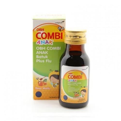 Foto Produk OBH combi plus anak rasa madu dari ROTAPharmacy