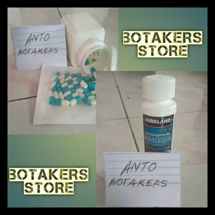 Jual Cuci Gudang Finasteride 30 Capsul 1 Botol Minoxidil Kirkland Jakarta Utara Lylevillanueva Tokopedia