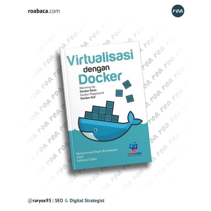Foto Produk Virtualisasi Dengan Docker dari roabaca
