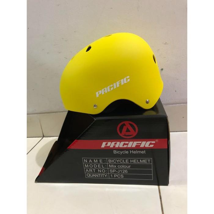 Foto Produk Helm Sepeda Lipat Pacific SP J-126 - PackPlastik dari OnlinePratama88