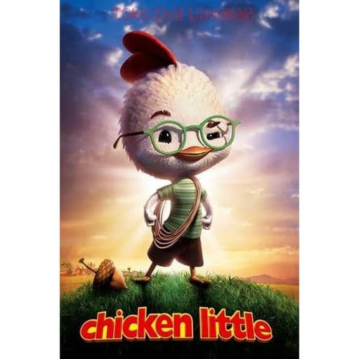 Jual Film Dvd Chicken Little 2005 Kota Bandung Filmku Tokopedia