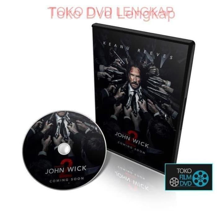 Jual Film Dvd John Wick Chapter 2 2017 Kota Bandung Filmku Tokopedia
