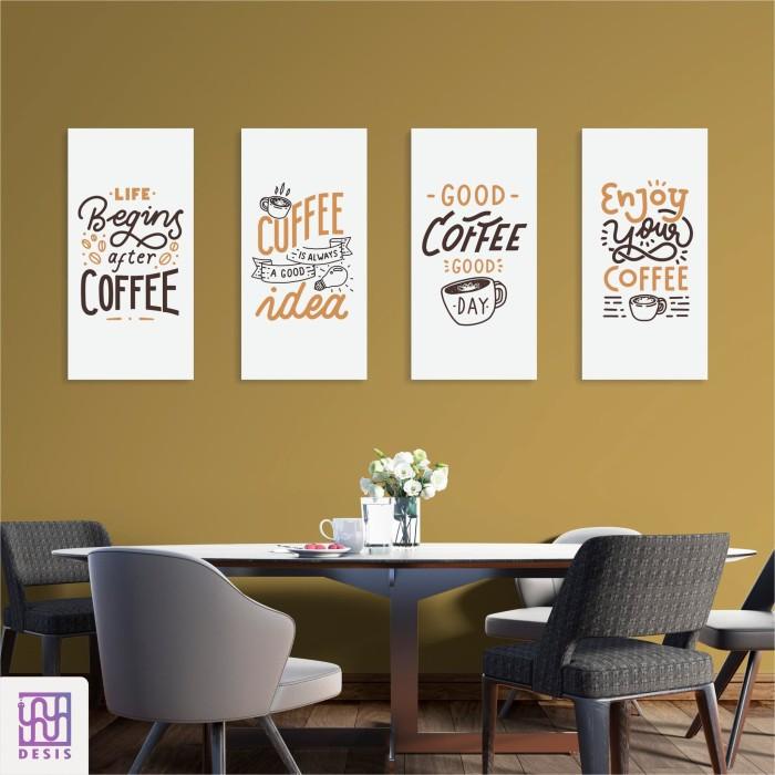 Jual Dekorasi Hiasan Cafe Kedai Kopi Poster Barista Mdf 9mm Uk15x30cm Ac Ac1 Kota Bandung Desisbdg Tokopedia
