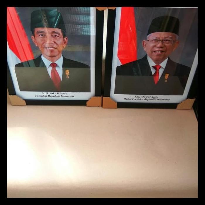Jual Terlaris Foto Gambar Presiden Dan Wakil Presiden Periode 2019 2024 Jakarta Pusat Saga Shops Tokopedia