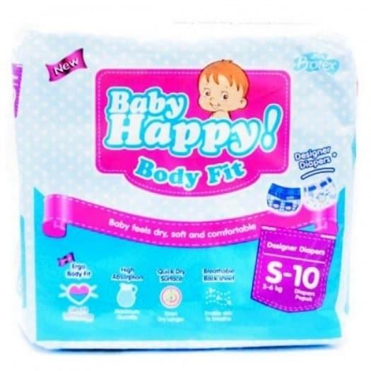 Foto Produk BABY HAPPY DIAPERS S10 perekat Popok Tape dari biel butique