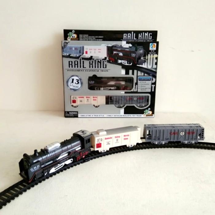 Foto Produk RAIL KING Express Mainan Kereta Api Anak - Anak dari StoryOfToys