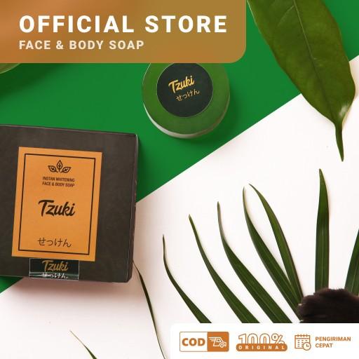 Foto Produk SABUN TZUKI- SABUN PEMUTIH WAJAH KULIT BADAN ORIGINAL dari Seles Green Angelica sby