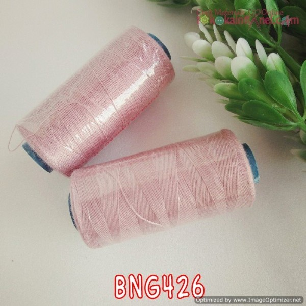 Foto Produk Bng426 Benang Jahit Biasa Dusty Pink (Per Satuan) dari Toko Kain Flanel dot com