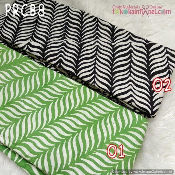 Foto Produk Prcb8 Perca Batik Cap Bahan Katun Uk 50X50Cm dari Toko Kain Flanel dot com