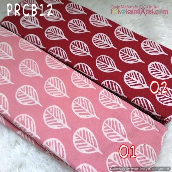 Foto Produk Prcb12 Perca Batik Cap Bahan Katun Uk 50X50Cm dari Toko Kain Flanel dot com