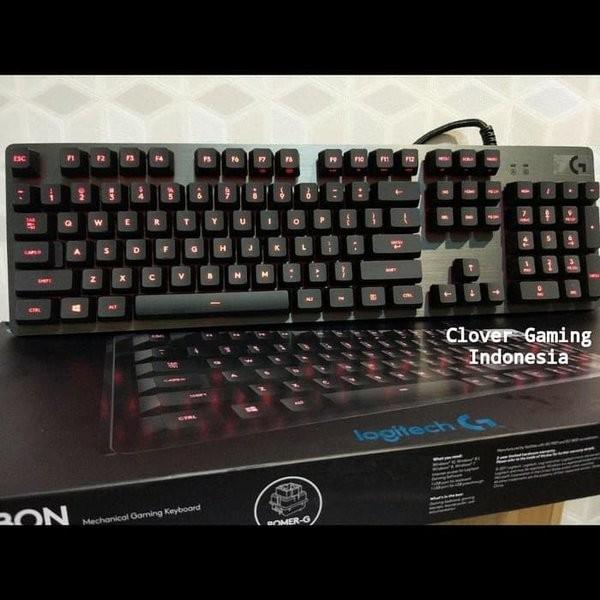 Jual Promo Logitech Mechanical Keyboard G413 Carbon Romer G G 413 Romerg Kota Bogor Inka Store948 Tokopedia