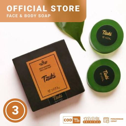 Foto Produk Sabun Tzuki Ori dijamin asli dari Seles Green Angelica sby