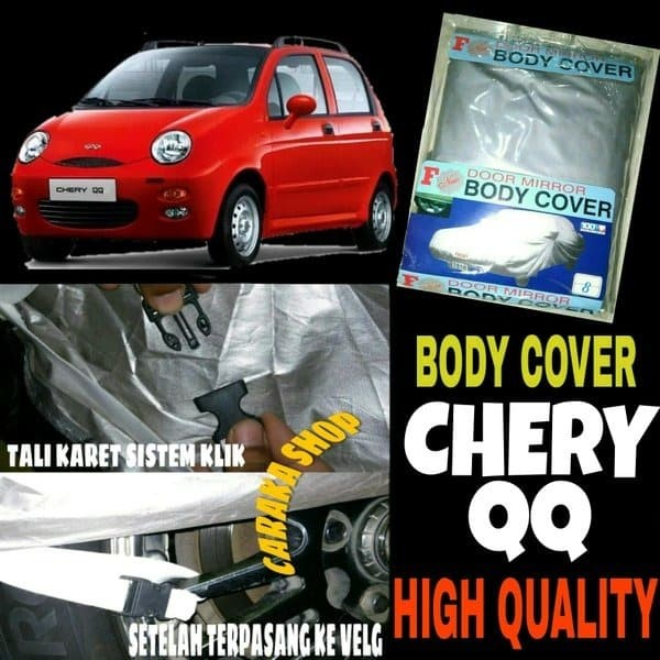 Jual Sarung Penutup Chery Qq Body Cover Selimut Pelindung Bodi Mobil Murah Jakarta Barat Xrs Tokopedia