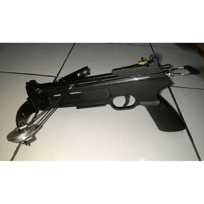 Jual Ready Crossbow M10 Mini Tembak Ikan Panah Ikan Mini Water Sport Padox Kota Tangerang Sekar Store8 Tokopedia