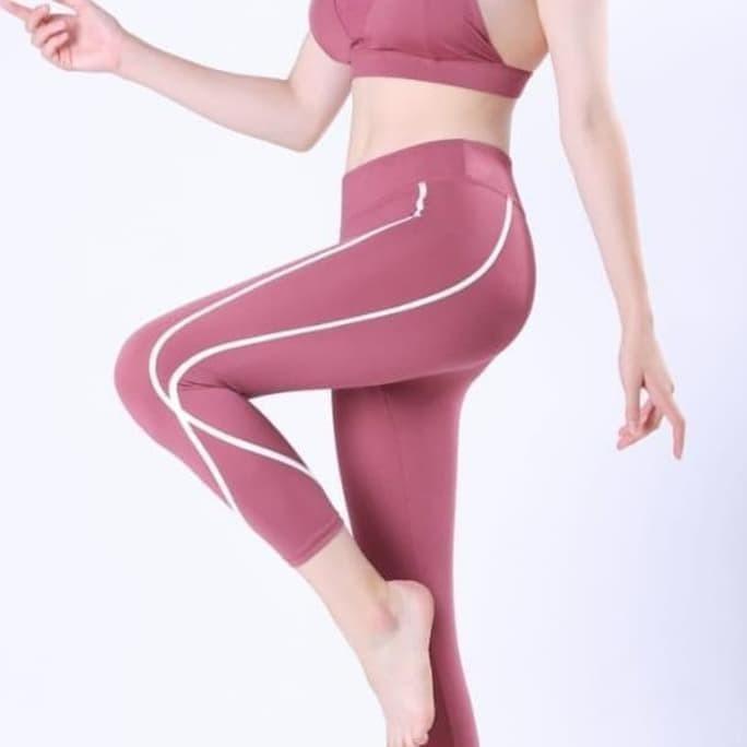 Jual Termurah Celana Legging Wanita 3 4 Lengging Sport Import Cewek Seksi Jakarta Barat Amelia Fashion Wanita Tokopedia
