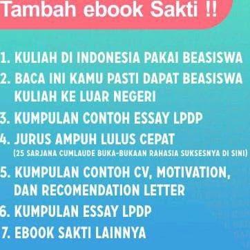 Jual Termurah Dijamin Jago Bahasa Inggris Dan Dapat Beasiswa Lpdp Buku Jakarta Utara Sanjaya Home Store Tokopedia