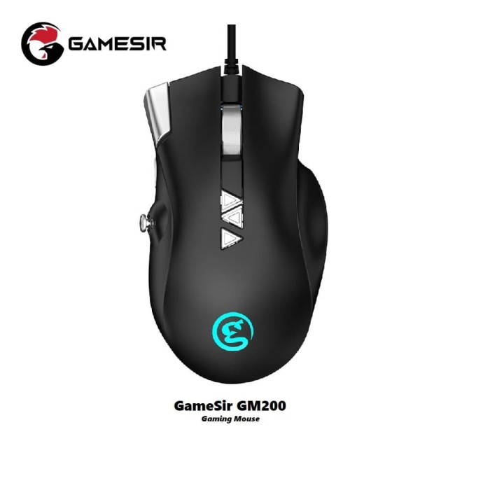 Foto Produk GameSir GM200 Gaming Mouse dari GameSir