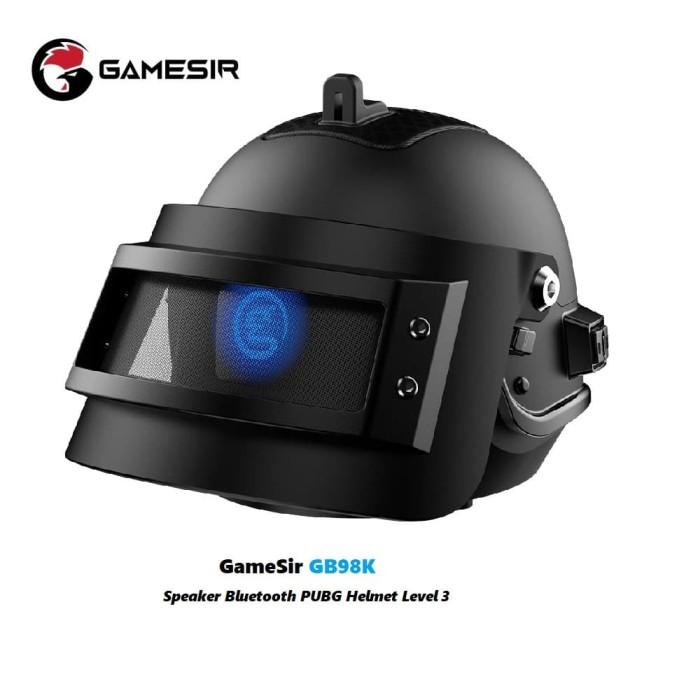 Foto Produk GameSir GB98K Speaker Bluetooth PUBG Helmet Level 3 dari GameSir