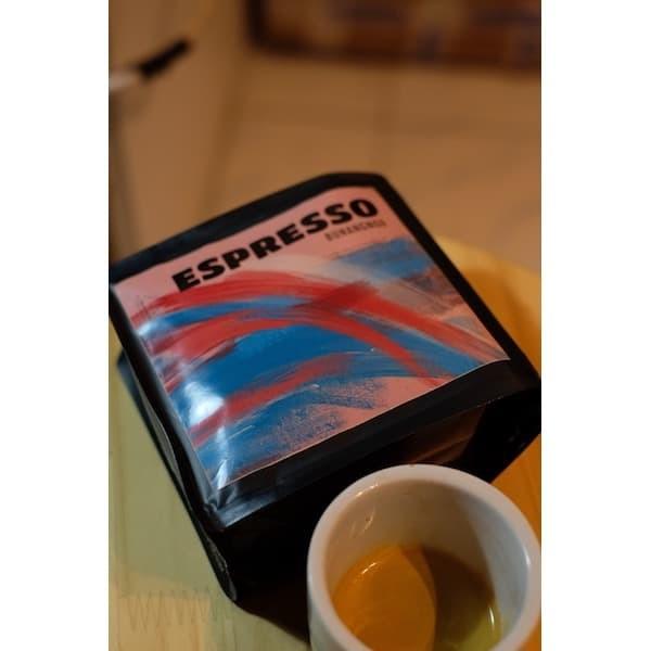 Foto Produk Full Arabica Espresso 250gr Bunangngu Natural Proses dari KlinikKopi