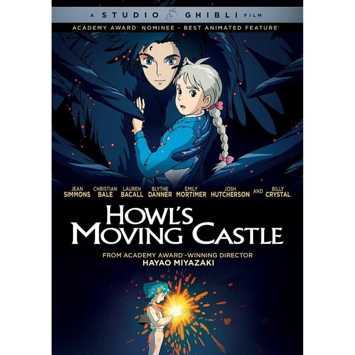 Jual Film Howl S Moving Castle 2004 Teks Indonesia Play Dvd Player Kota Bandung Factory Movie Dvd Tokopedia