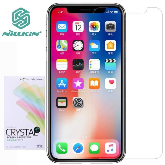 Foto Produk Nillkin Clear Screen Guard iPhone 11 Pro - X - XS - Antigores Layar dari Logay Accessories