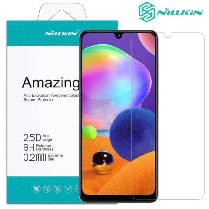 Foto Produk Nillkin H-Plus Pro Glass Samsung Galaxy A31 - Tempered Clear Original dari Logay Accessories