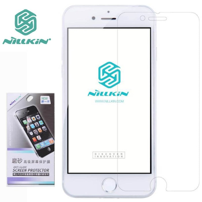 Foto Produk Nillkin Matte Screen Guard iPhone 7 Plus - 8 Plus - Anti Glare Layar dari Logay Accessories