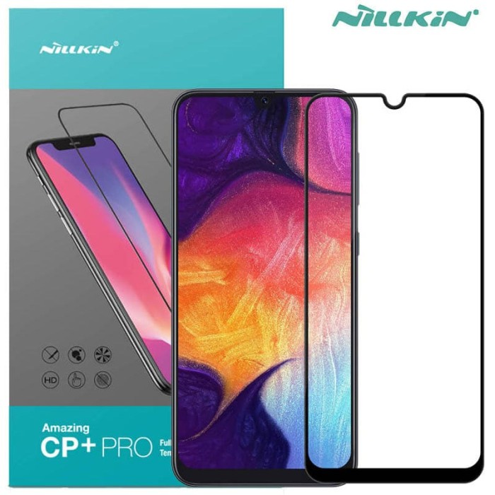 Foto Produk Nillkin CP Plus Pro Glass Samsung Galaxy A50 - A50s - A30s - Tempered dari Logay Accessories