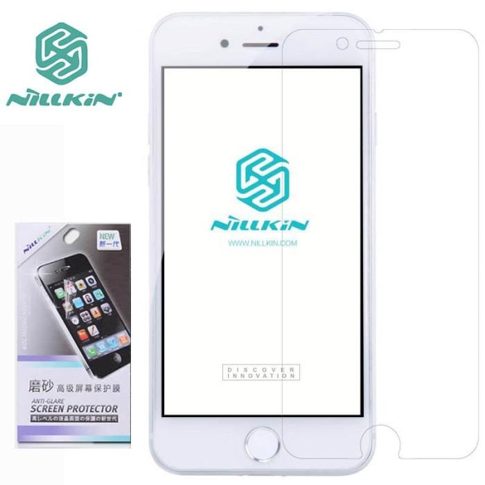 Foto Produk Nillkin Matte Screen Guard iPhone SE 2020 - 7 - 8 - Anti Glare Layar dari Logay Accessories