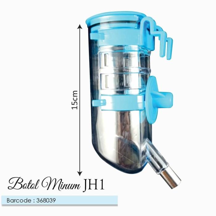 Foto Produk Diil - 450ml Botol Minum gantung Pet Drinking Bottle ls115 / jh1 dari atanta Shop