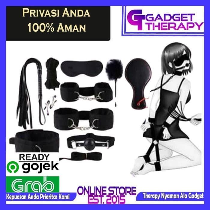 Foto Produk Alat BDSM Set Bondage Lingerie Alat Bantu Seksual dari Gadget Therapy
