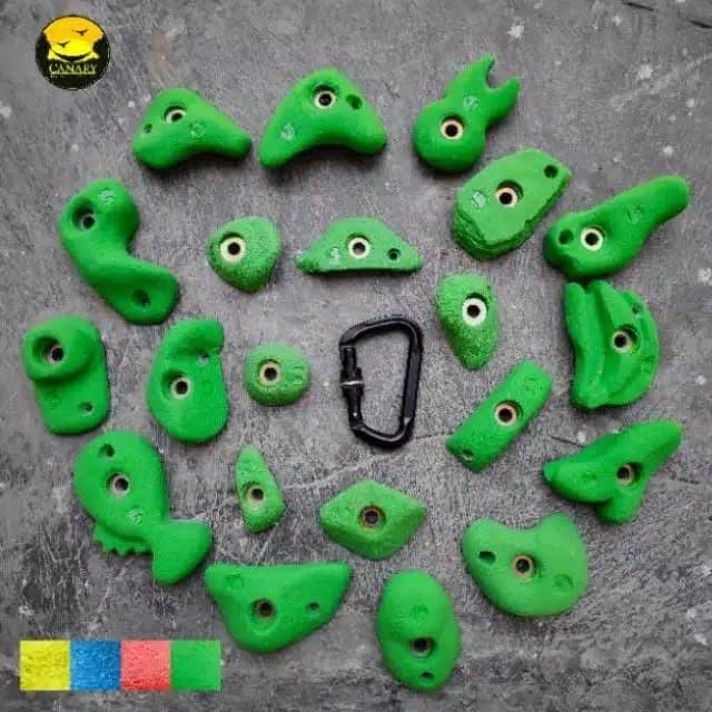 Foto Produk Poin Panjat / Wall Climbing / Panjat Tebing / Poin Boulder dari Out Doors Activity