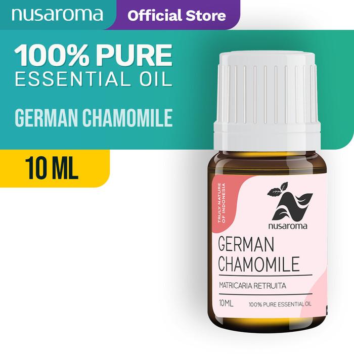 Foto Produk Nusaroma German Chamomile Essential Oil - 10 ML dari Nusaroma